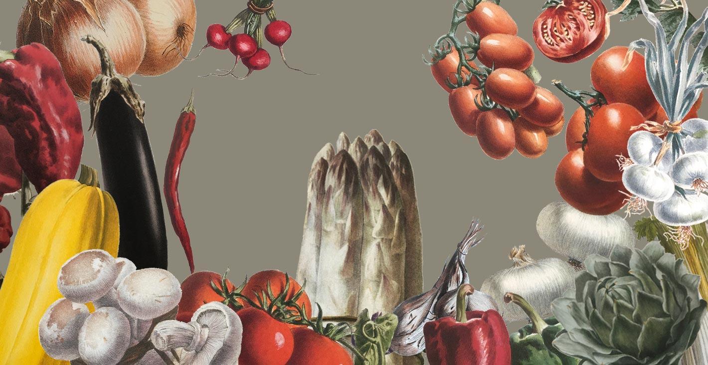Hausgemachte italienische Küche